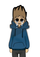Eddsworld | Tom [doodle]: why are you crying? by Shagirma