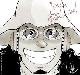 OP : Usopp by ChocOlive-Flamous