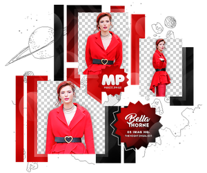 PACK PNG 1109| BELLA THORNE by MAGIC-PNGS