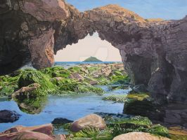 Archway by eastcorkpainter