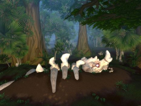 jungle death by PnyGrl596