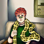 [S.O.S] Snake Time by Lolalilacs