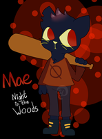 It's gonna be Mae by PeachyRoo