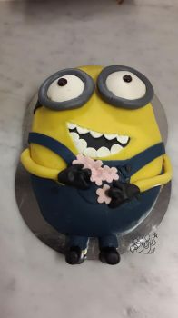 Minion by Gwendelyn