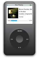 iPod classic DP by YahzeeSkywalker