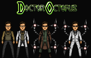 Doctor Octopus (New Earth) by Nova20X