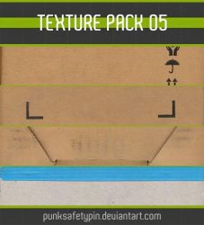Texture Pack 05 by punksafetypin