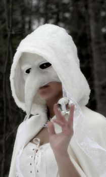 Winter Mask by eyefeather-stock