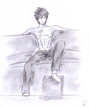 Gray Fullbuster by seiftis