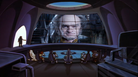 Rovers Office Screens - Count Olaf by CCB-18