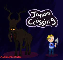 Jotunn Crossing by PuddingMcMuffin
