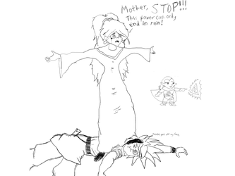 Please get off my face. by rustedsoda