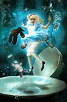 falling alice by clefchan