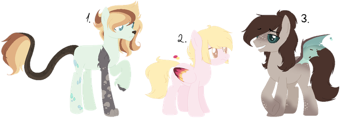 Male pons Adopt (CLOSED) by CrazyAya