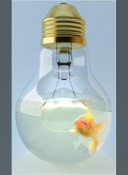Bulb Fish by milenplus