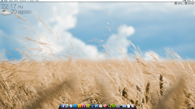 Desktop August 2010 by NG78