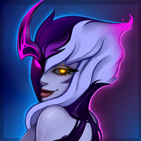 Evelynn icon by bulciks