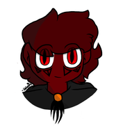 Demon OC I'm working on (Highest Command) by HelenM16