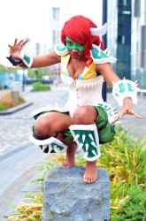 Miss Bowser - Queen of the Koopas by MasamuneCosplay