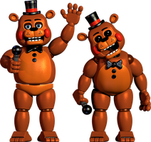 Toy Freddy V1 (Release) by SupSorgi