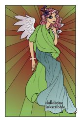 Unnamed angel #2 by LordofZero