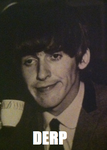 George Harrison-Derp by Its-Mousepelt