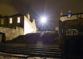 South Queensferry Steps by BusterBrownBB