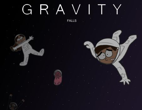 Gravity... Falls by Lilproject