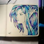 Instaart - Winter Fairy by Candra