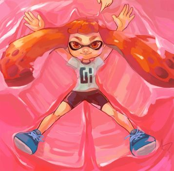 Splatoon by ArtofCelle