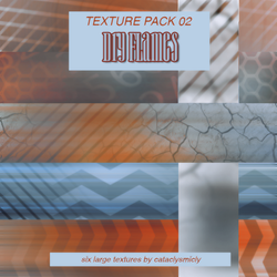 Dry Flames - Texture Pack 02 by cataclysmicly