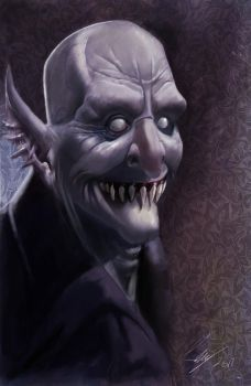 Smile..This aint Twilight by MacGwyver