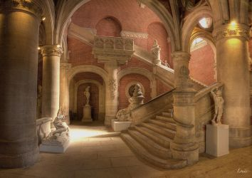 musee des augustins - toulouse - France by Louis-photos