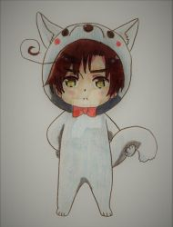 APH Italian Wolf Romano by tophgirl96