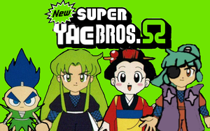 new super yae bros Omega by Ruensor