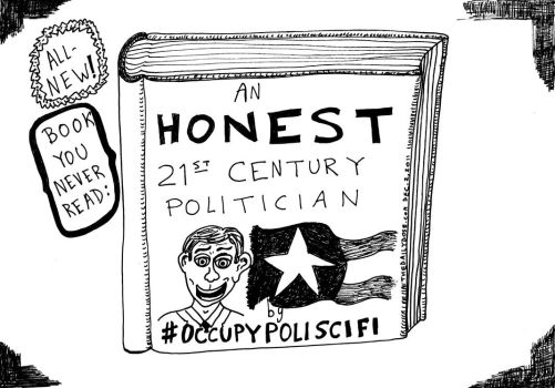 Occupy Poli SciFi cartoon by amazingn3ss