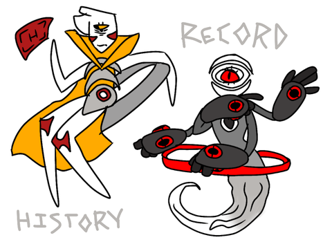 History and Record (fc) by ArtyDork