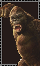 Kong Stamp by WOLFBLADE111