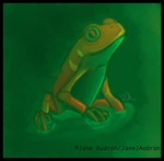 Concept:Dimesional FrogSpecies by Jane2Audron