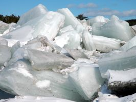 ice packed 6 by LucieG-Stock