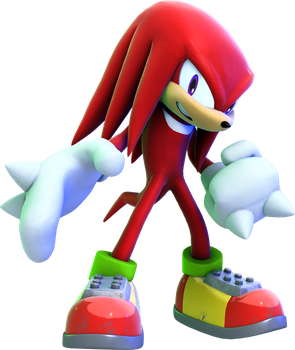 Knuckles by itsHelias94