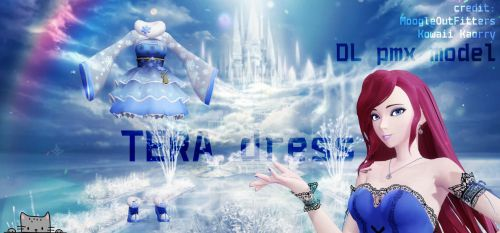 TERA Online - Cool Dress / DL by Kowaii-Kaorry