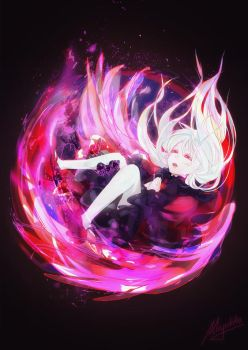 K Project - Flame of Red by Miyukiko
