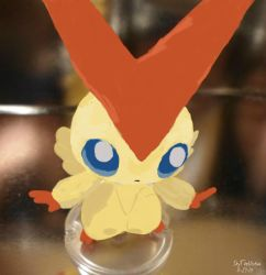 Victini by MidnightRarity