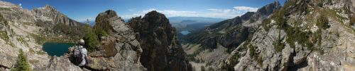 Teton Amphitheater Lake 2 2010 by eRality
