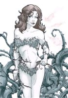 Poison Ivy by kevinenhart