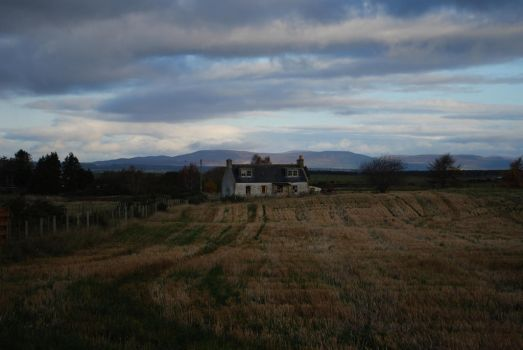 House in the Highlands by White-Fusion