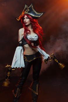 Miss Fortune by 23619