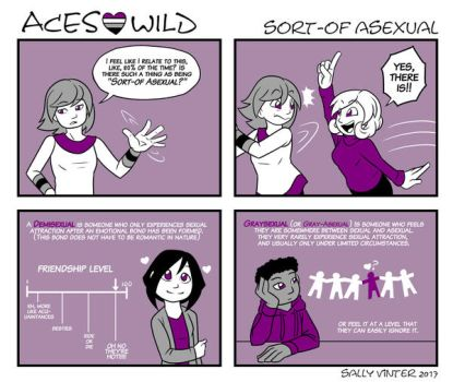 Aces Wild - 18 - Sort-Of Asexual by SallyVinter