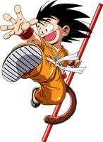 Dragon Ball - Kid Goku 9 by superjmanplay2